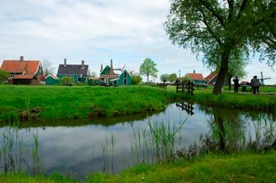 photo of Zaandam landscape