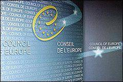 photo of the logo of the Council of Europe